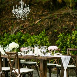 Intimate Dinner Manuel Antonio Costa Rica Beach Wedding