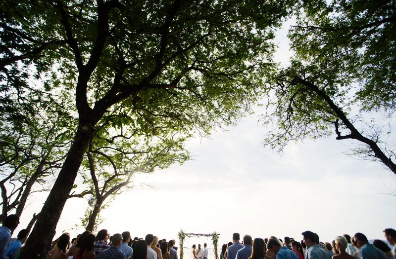 Langosta Beach Club Wedding Costa Rica