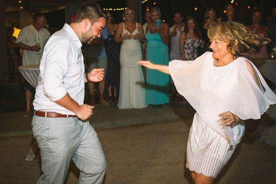 Parent Dance Costa Rica Wedding Tamarindo