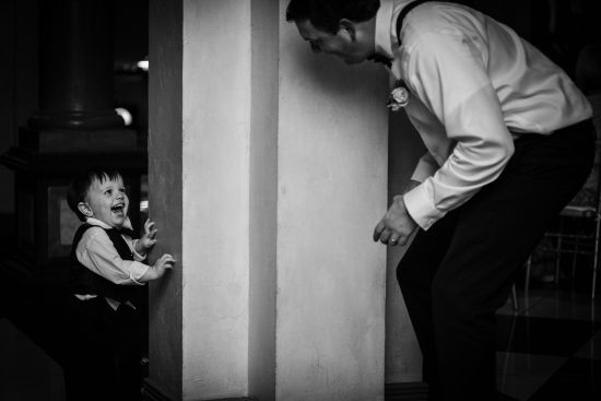 Adorable Ring Bearer Costa Rica Wedding
