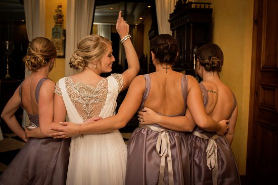 Bridesmaids Costa Rica Wedding