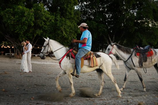 Horseback Riding on Beach Tamarindo Costa Rica