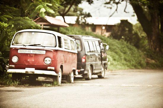 Volkswagon Vans Costa Rica
