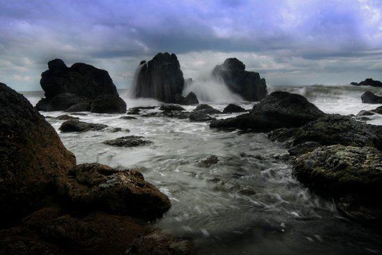 Crashing Waves Costa Rica