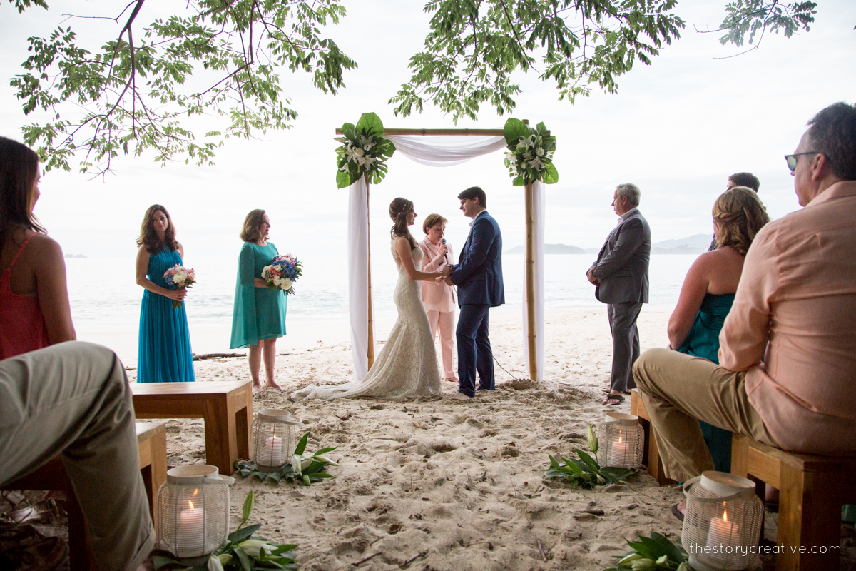 Mil Besos Costa Rica Wedding
