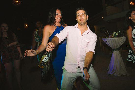 Dancing Costa Rica Wedding