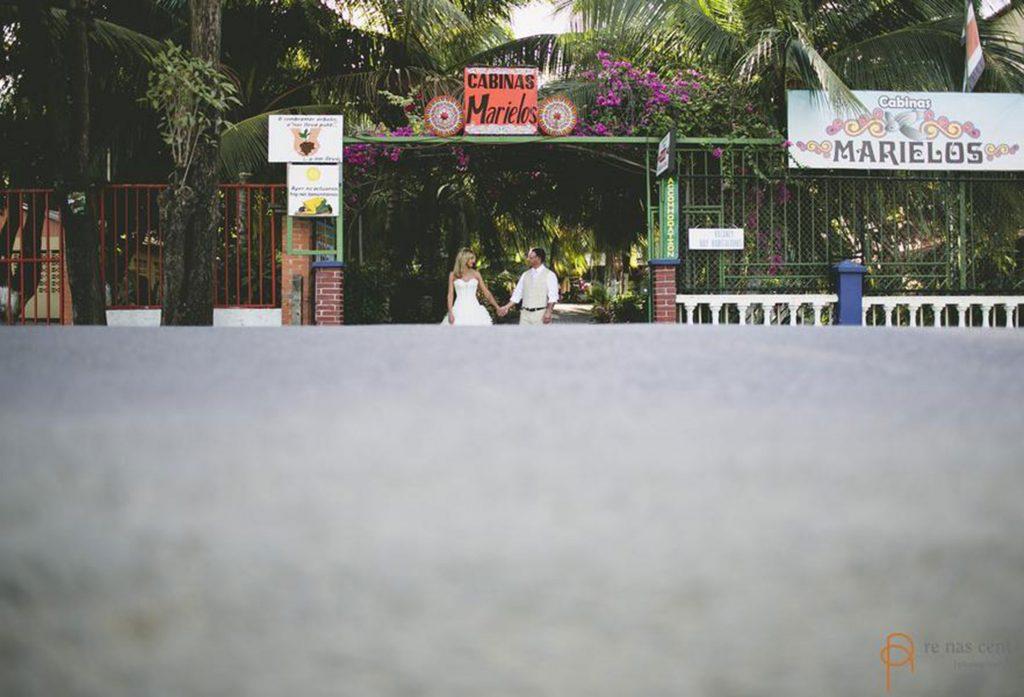 Tamarindo Costa Rica Beach Wedding