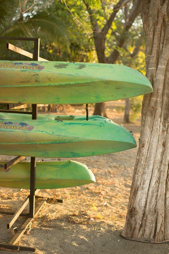 Kayaking Playa Hermosa Costa Rica