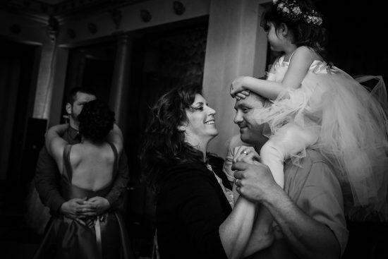 Family Costa Rica Wedding