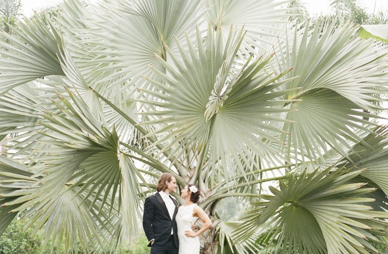 Costa Rica Tropical Wedding