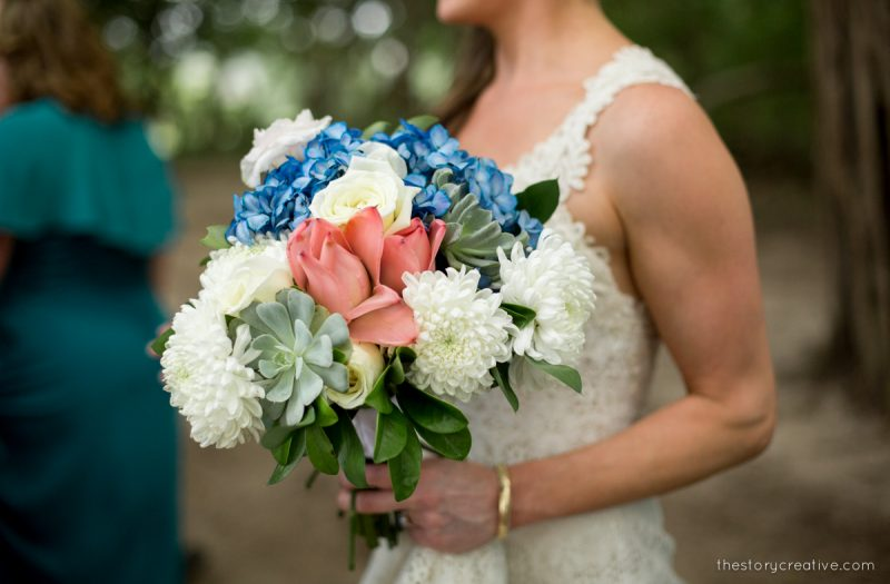 Costa Rica Wedding Bouquet