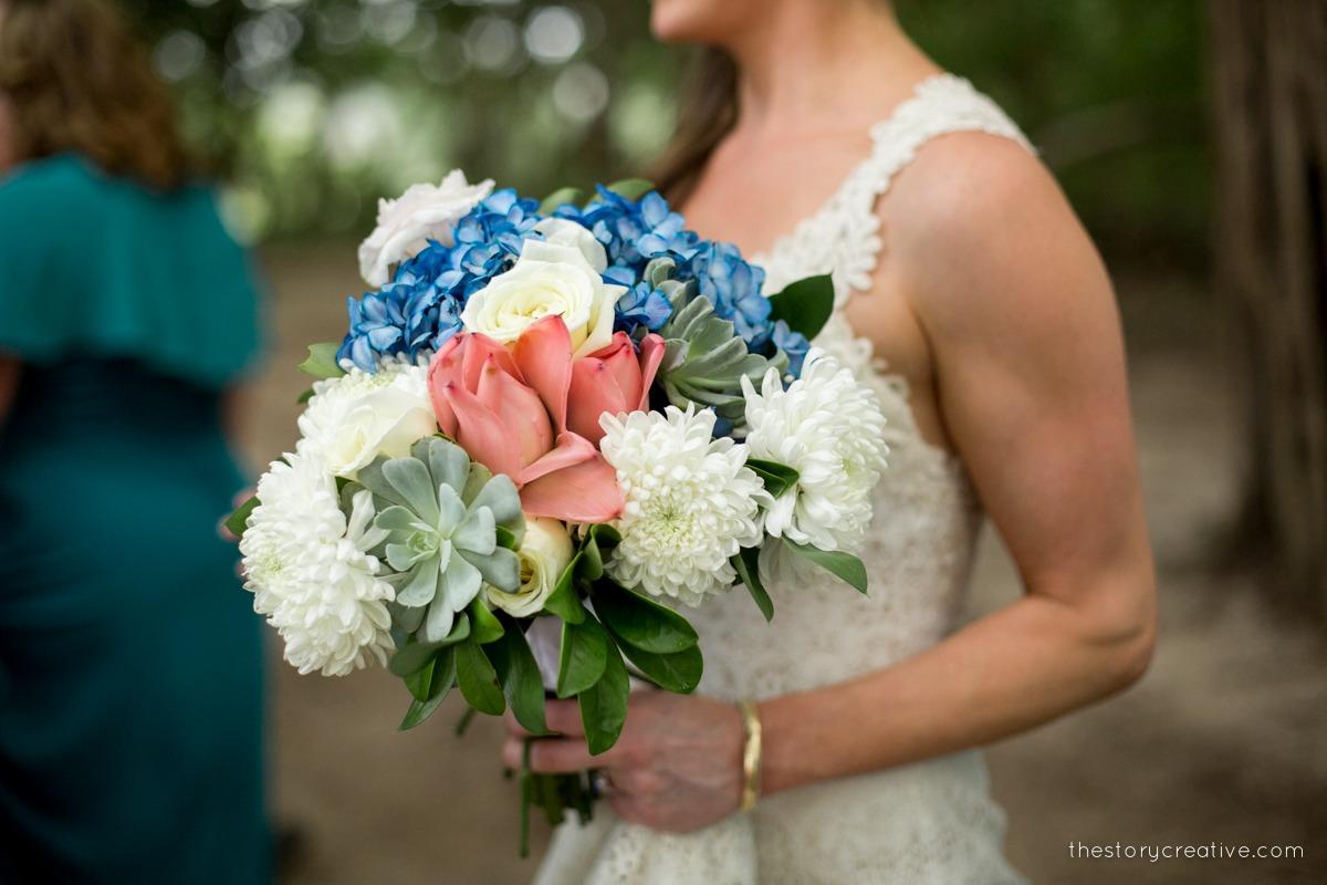 Costa Rica Wedding Bouquet