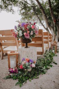 {Real Wedding} Tamara & Dave | Mil Besos / Planning & Design Mil Besos / Photo White Diamond Photography