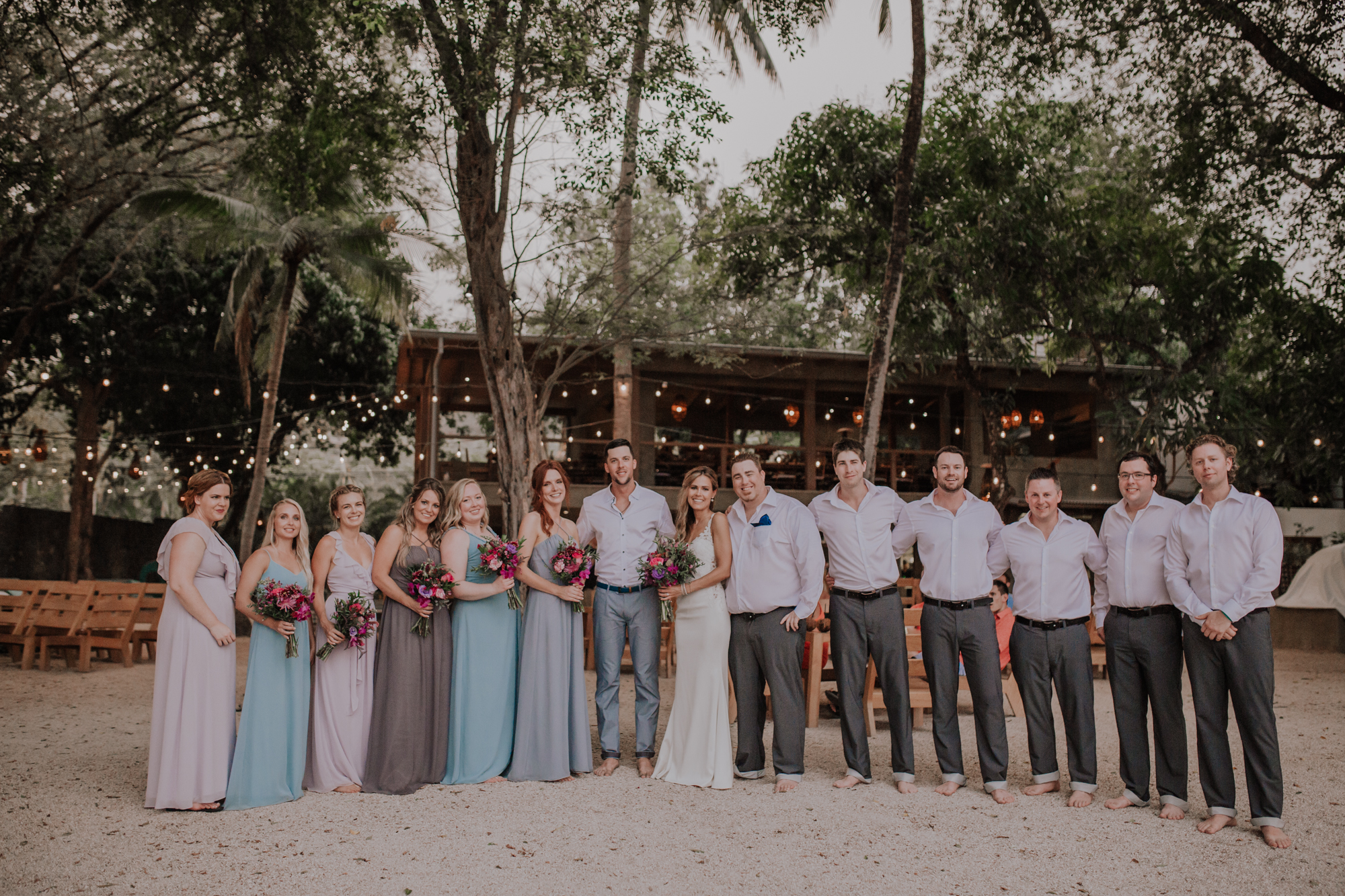 {Real Wedding} Tamara & Dave | Mil Besos / Planning & Design Mil Besos Costa Rica / Photo White Diamond Photography