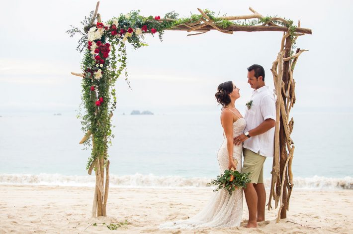 Playa Conchal Beach Wedding, Costa Rica Wedding Planner Mil Besos Costa Rica Photographer Madison Baltodano