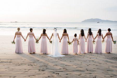 Langosta Beach Club Wedding header