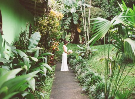 Bride Rainforest La Fortuna Wedding Planner Meghan Cox Mil Besos, Photographer Lisa Blume Photography