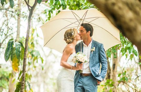 Bride & Groom Cala Luna Playa Langosta Wedding, Planner Meghan Cox Mil Besos, Photo Stories Photography
