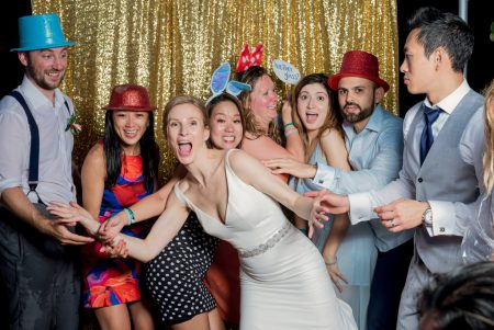 Photobooth Wedding Entertainment Costa Rica Wedding Planner Meghan Cox Mil Besos Photographer Sylvia Guardia
