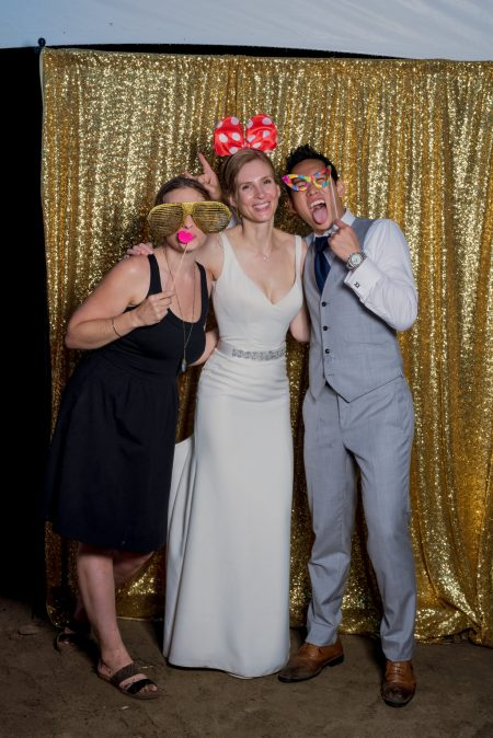 Photobooth Costa Rica Wedding Planner Meghan Cox Mil Besos Photographer Sylvia Guardia
