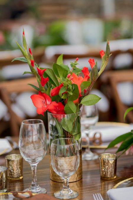 Tropical Flowers Costa Rica Wedding Planner Meghan Cox Mil Besos Photographer Sylvia Guardia
