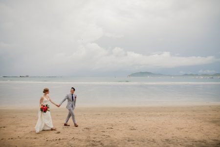 Elopement Tamarindo Costa Rica Wedding Planner Meghan Cox Mil Besos Photographer Sylvia Guardia