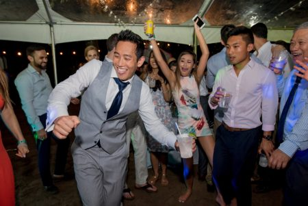 Dance Party Costa Rica Wedding Planner Meghan Cox Mil Besos Photographer Sylvia Guardia