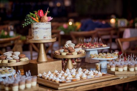 Dessert Bar Table Victoria Zoch Costa Rica Wedding Planner Meghan Cox Mil Besos Photographer Sylvia Guardia