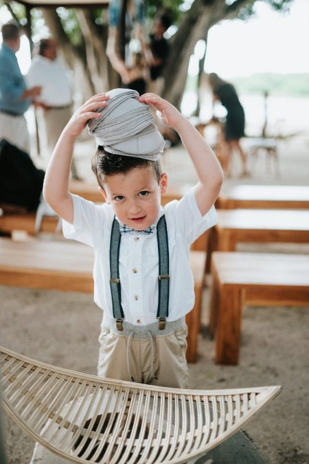 Ring Bearer Costa Rica Wedding, Wedding Planner: Meghan Cox, Mil Besos, Photographer: Costa Vida