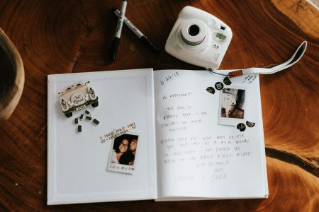 Destination Wedding Guestbook, Wedding Planner: Meghan Cox, Mil Besos, Photographer: Costa Vida