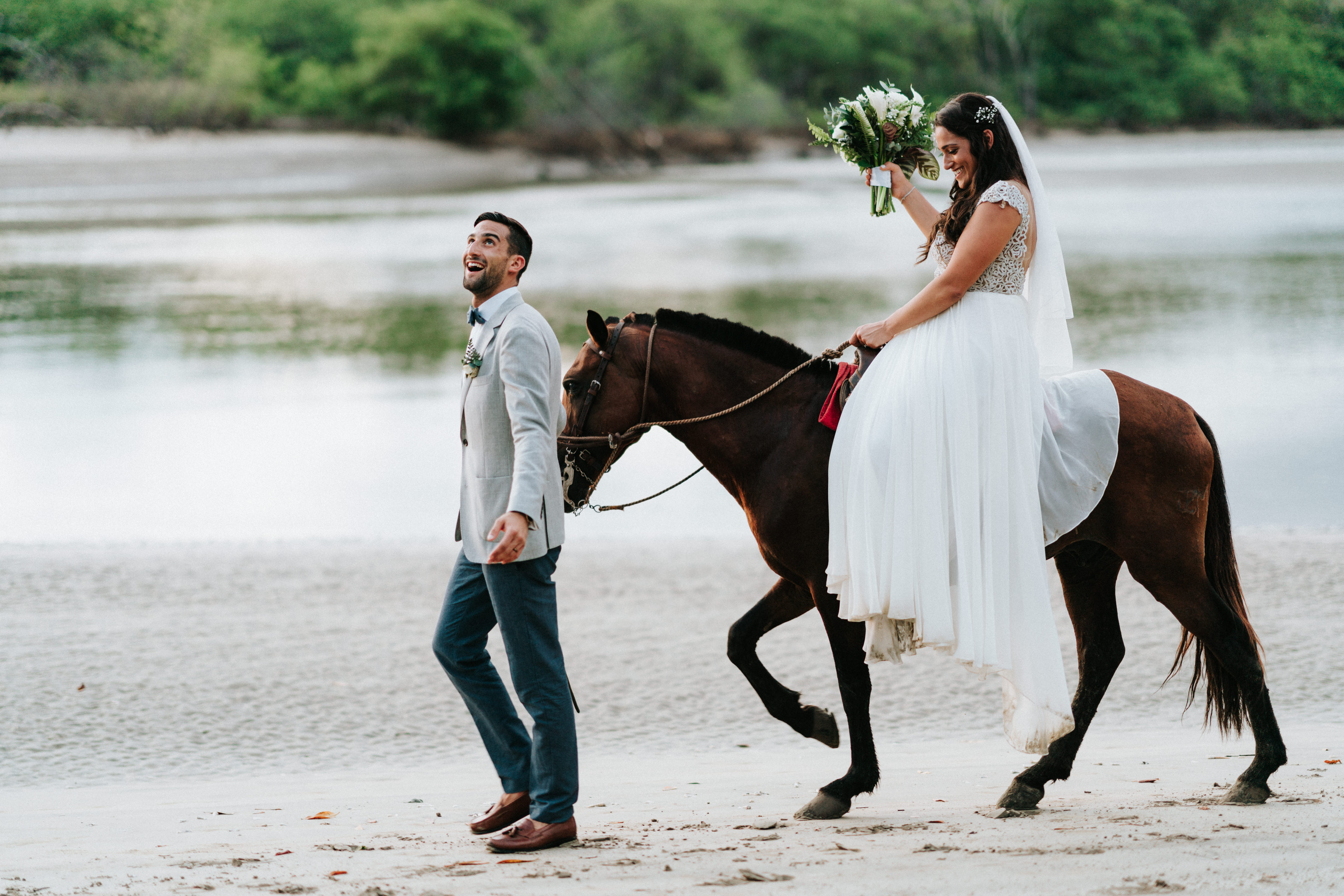 Unique Costa Rica Wedding, Wedding Planner: Meghan Cox, Mil Besos, Photographer: Costa Vida