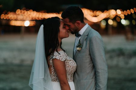 Bride Groom Costa Rica Wedding Inspiration, Wedding Planner: Meghan Cox, Mil Besos, Photographer: Costa Vida