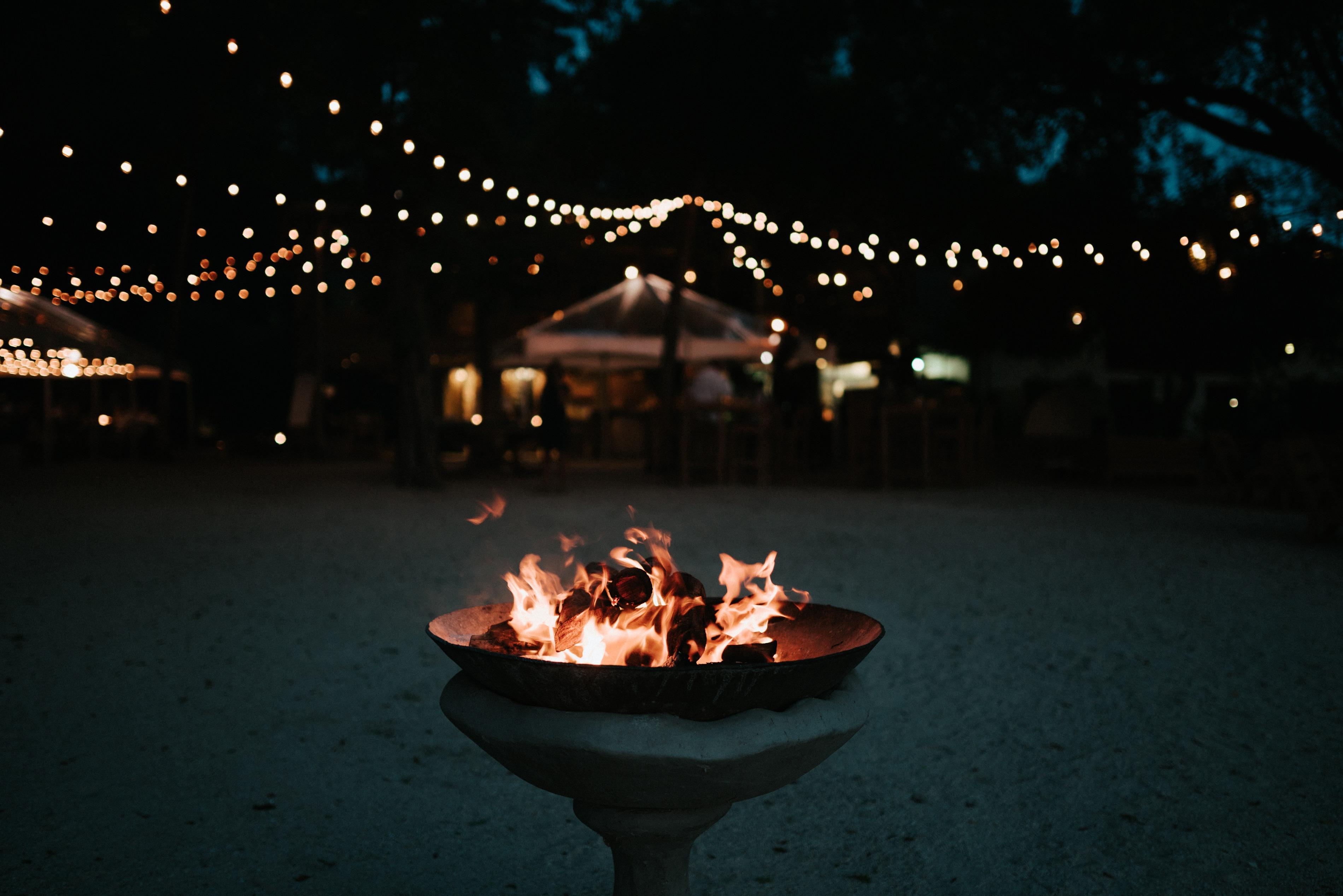 Bonfire Costa Rica Wedding, Wedding Planner: Meghan Cox, Mil Besos, Photographer: Costa Vida