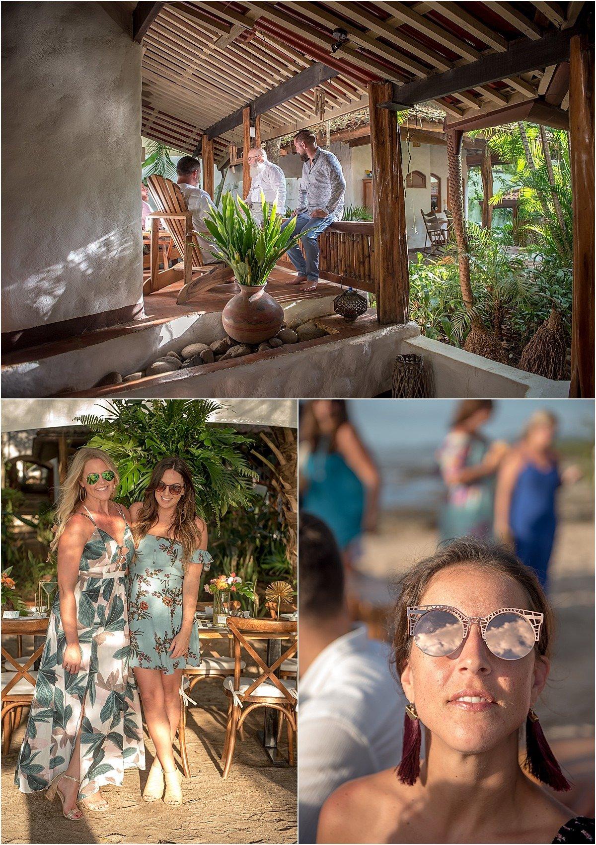 guests at suneo del mar costa rica