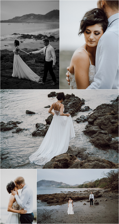 playa hermosa beach wedding planner