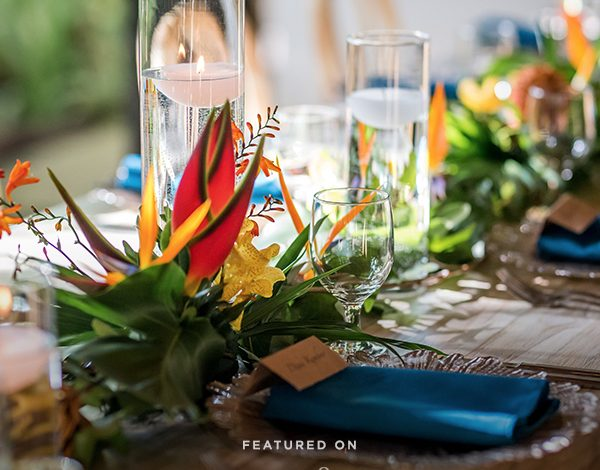 Costa Rica Wedding Planner featured by Carats & Cake