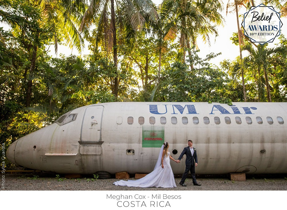 Costa Rica Wedding Award Winning
