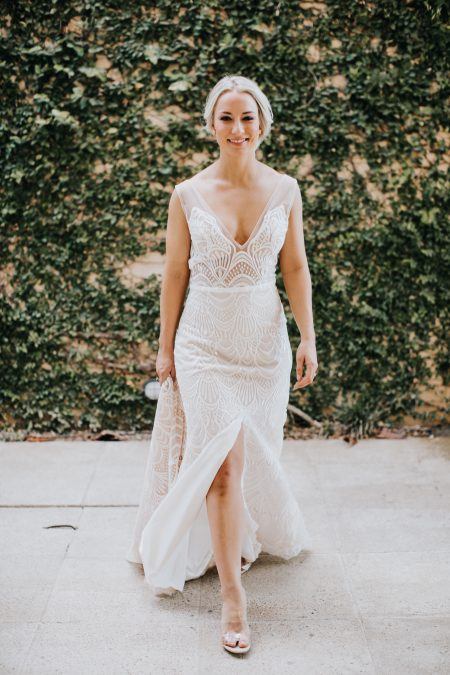 Destination Wedding Bride Style
