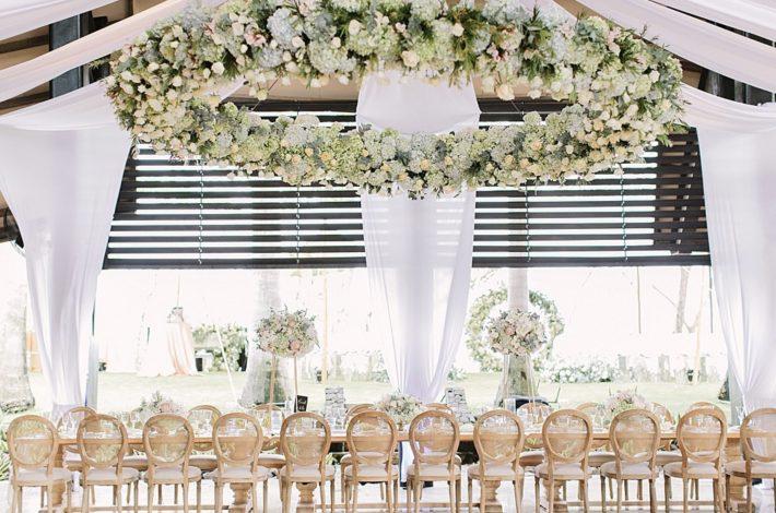 Luxury Four Seasons Wedding