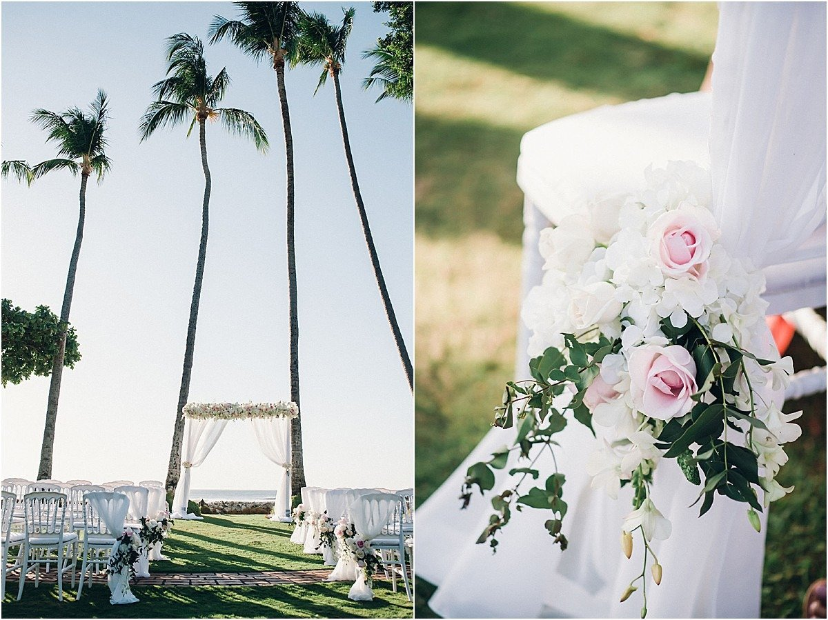 ceremony ideas and decor tamarindo