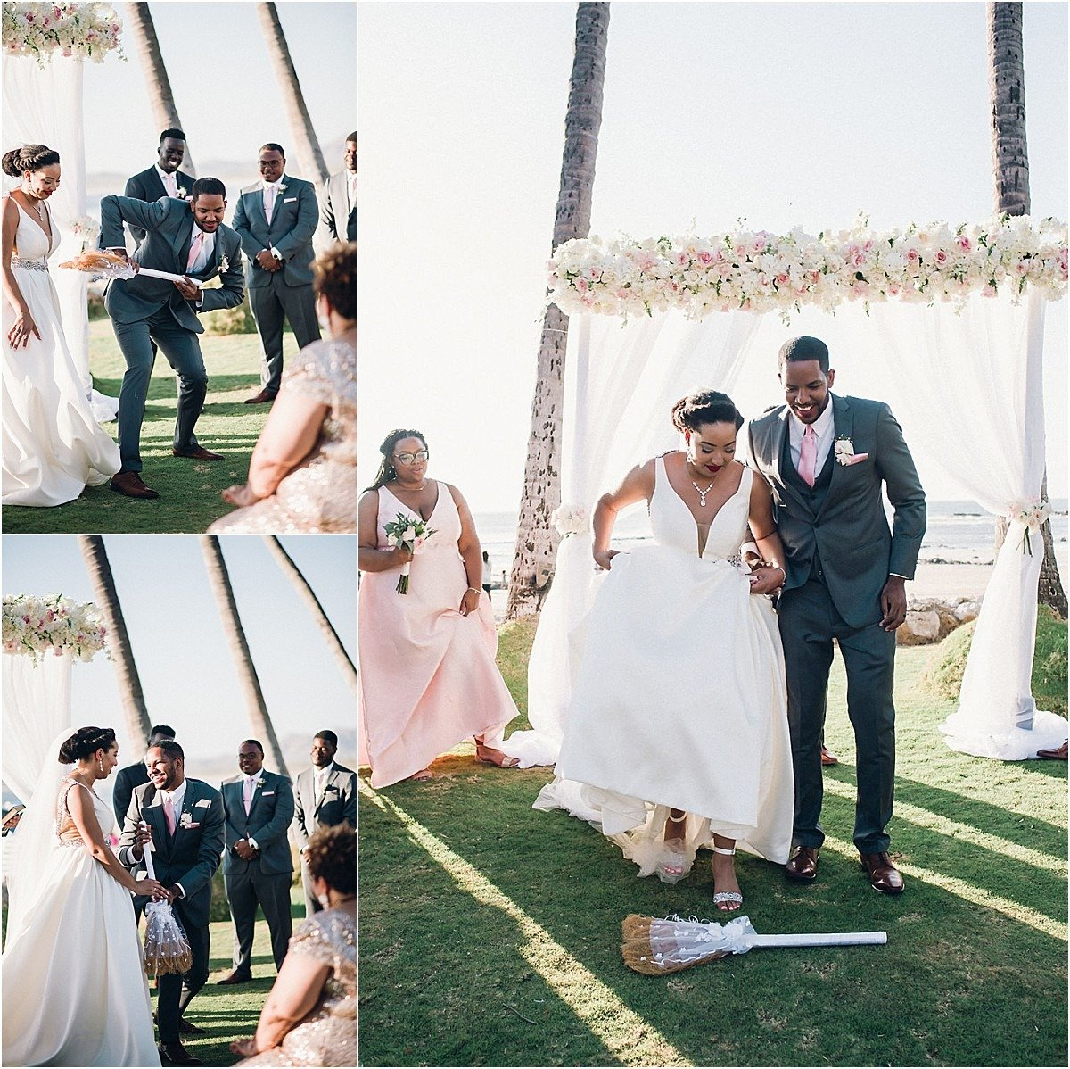 jumping the broom african wedding tradition