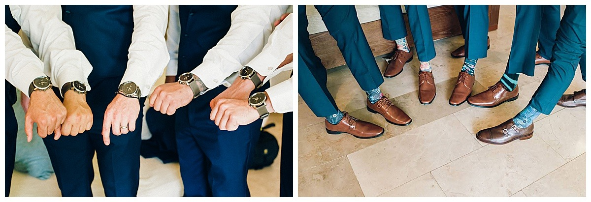 guys shoes socks watches details