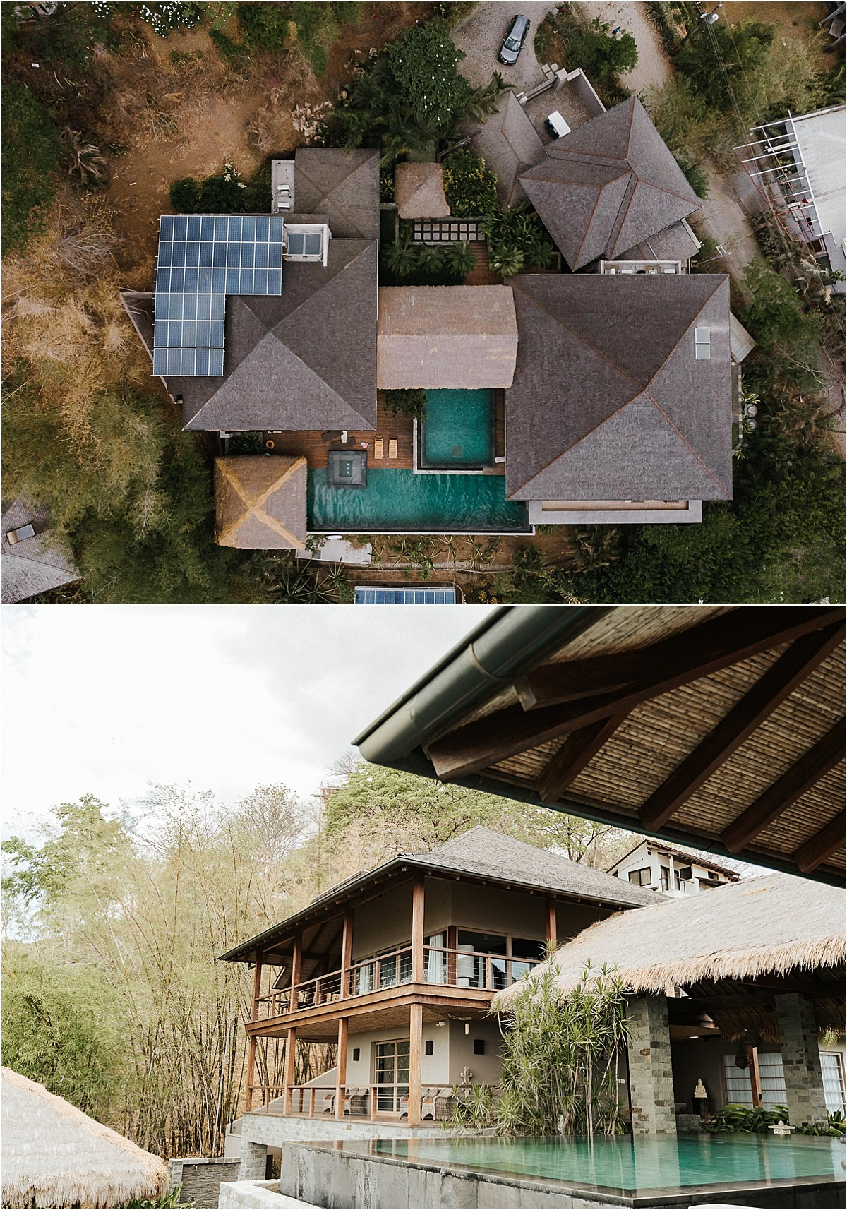Casa Puros Dieces Villa Wedding in Costa Rica