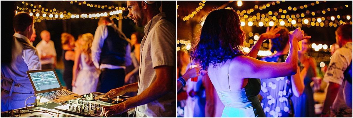 dj in costa rica MUSIC live wedding