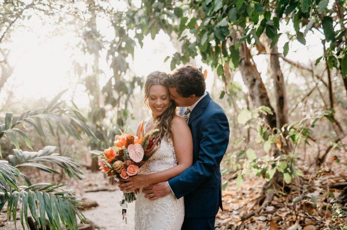 sueno del mar wedding planned in costa rica