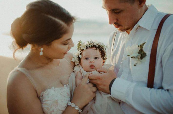 Keyla&Curtis-baby family