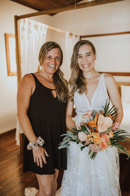 SOL with bride