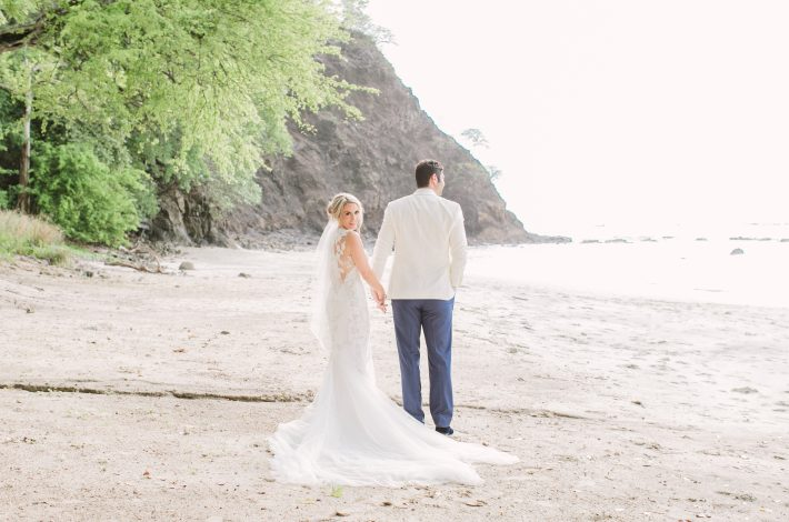 brooke beach wedding couple travel policies Costa Rica Opens to Select US States
