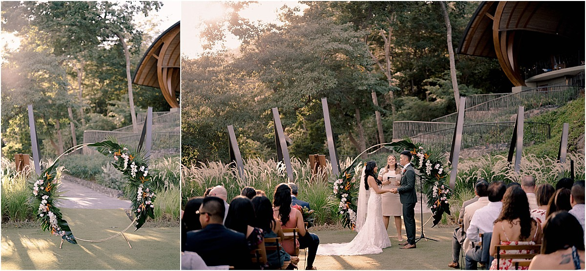 papagayo wedding ceremony