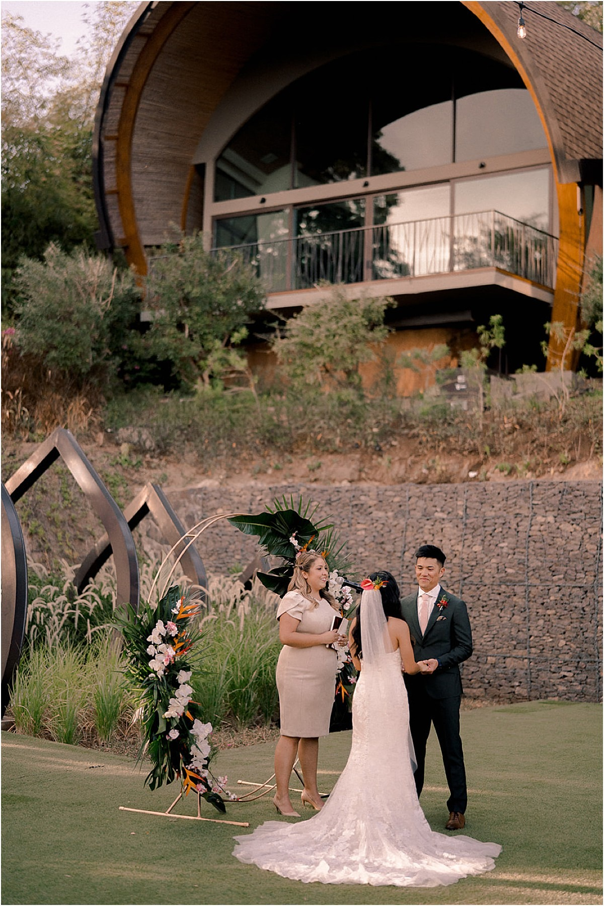 venue papagayo wedding